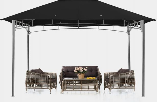 Can You Use a Fire Pit Under a Gazebo?